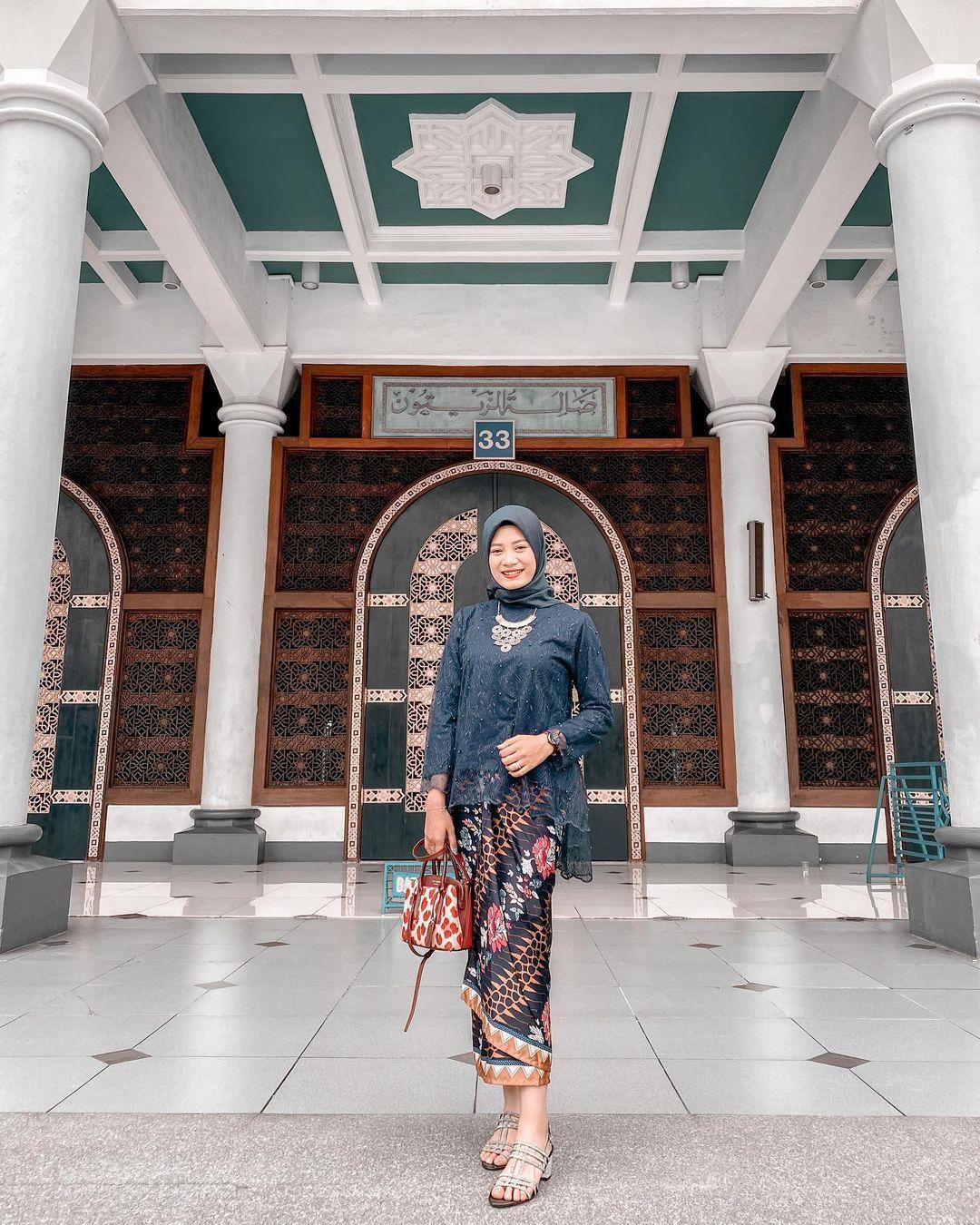 GayaDiananda Choirunisa, Atlet Panahan Indonesia yang Berhijab