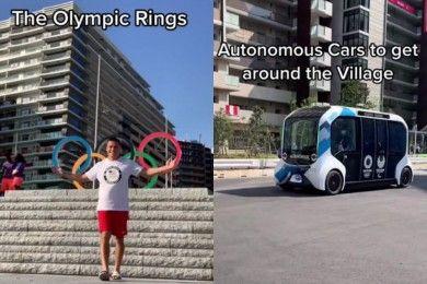 Ragam Fasilitas Atlet Olimpiade Tokyo 2020 Ini Keren Banget