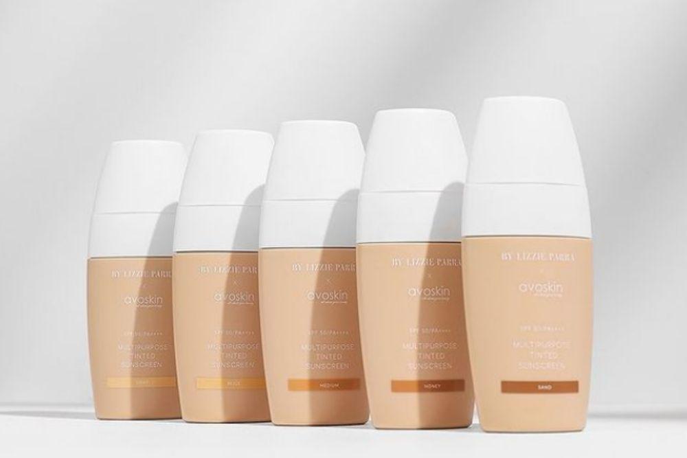 6 Rekomendasi Sunscreen Lokal Anti Lengket,Nyaman Digunakan!