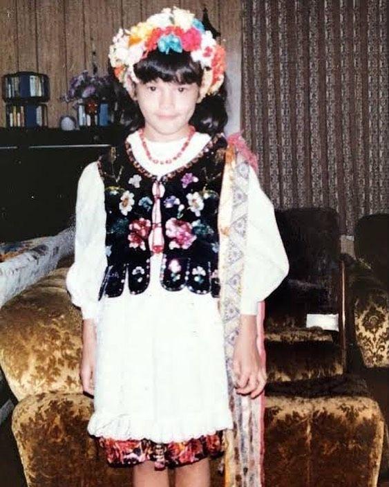 7 Potret Masa Muda TamaraBleszynski yang Bikin Nostalgia