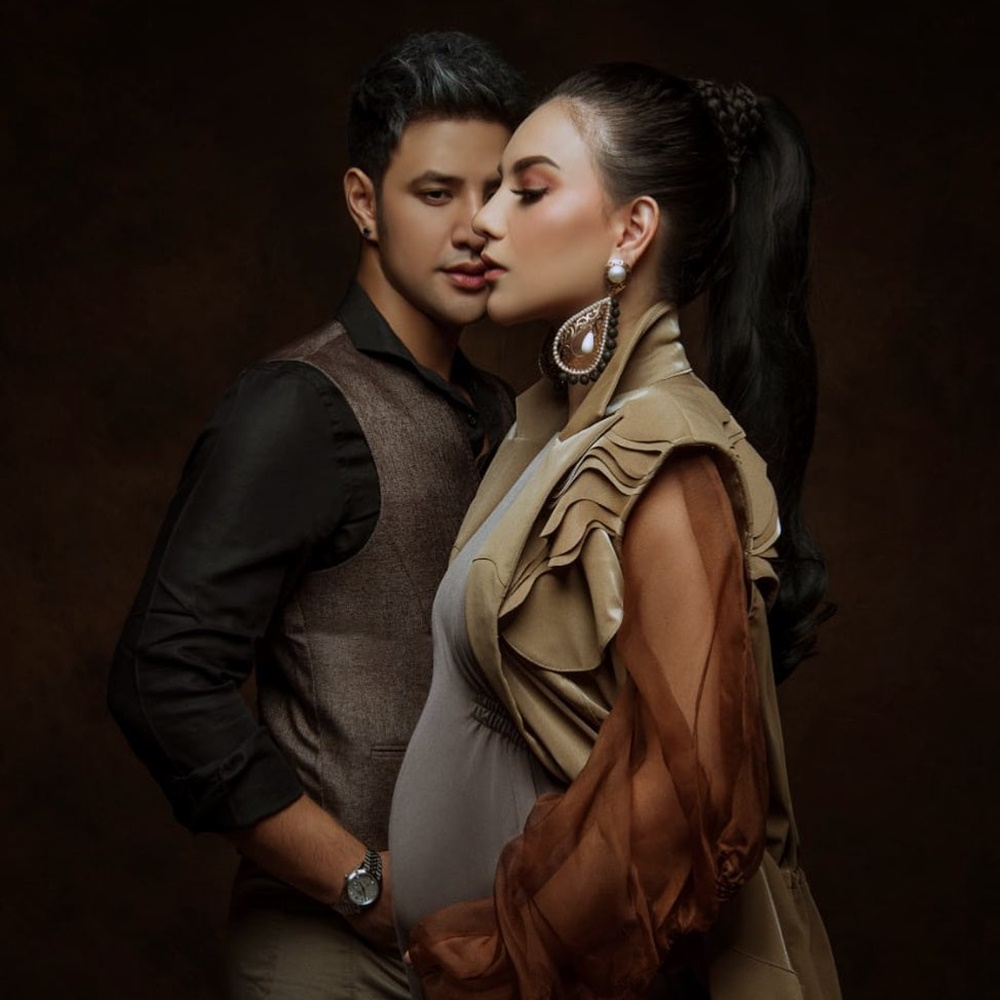 9 Potret Transformasi Ammar Zoni-Irish Bella dari Pacaran Hingga Nikah