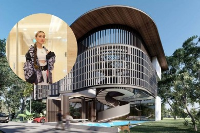 Mewah Seperti Mall, Ini Potret Rumah Baru Ayu Ting Ting Jakarta