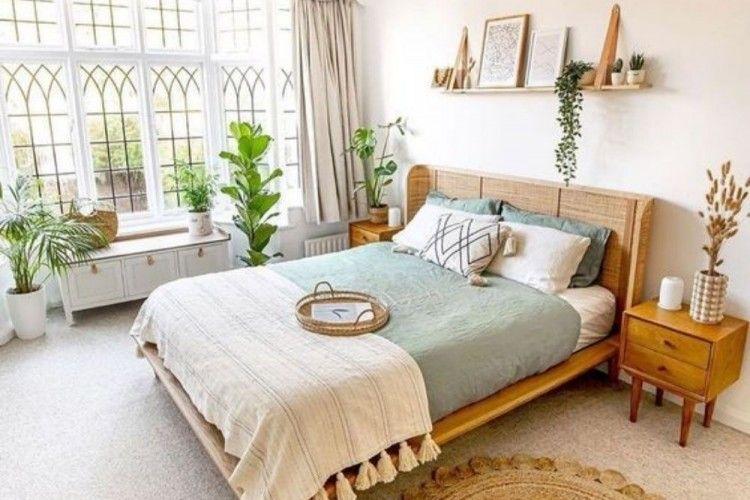 Cara Menyimpan Tanaman di Kamar Tidur Menurut Feng Shui