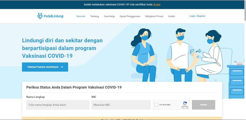 Ini Cara Unduh & Cetak Kartu Vaksin COVID-19 untuk Syarat Perjalanan