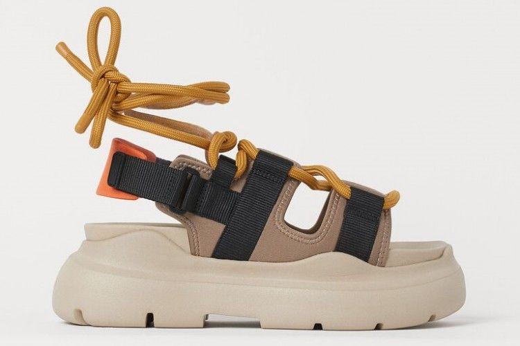 #PopbelaOOTD: Anti Basic Look Pakai Chunky Sandal Ini