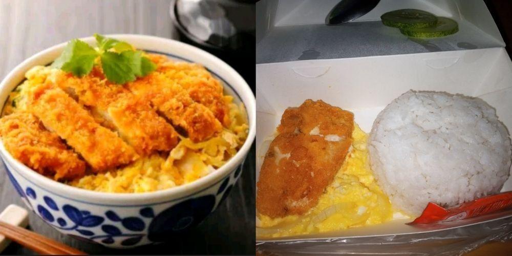 10 Momen Apes Saat Order Makanan Jepang, Nggak Sesuai Ekspektasi
