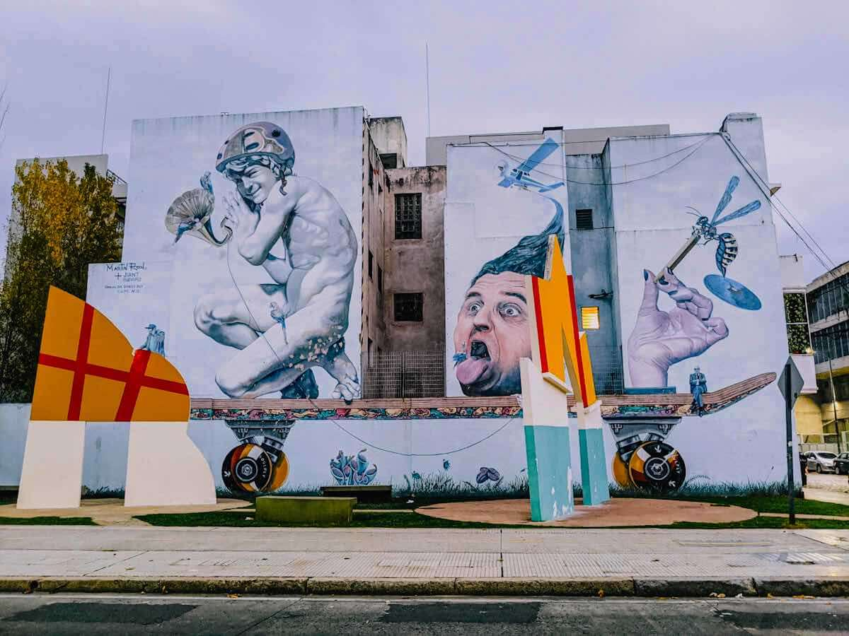 Super Keren, 15 Mural di Seluruh Dunia Ini Akan Bikin Kamu Takjub