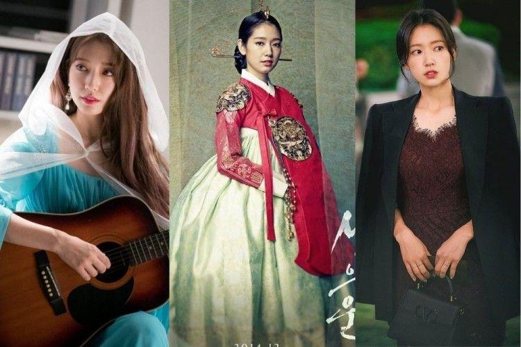12 Rekomendasi Drama dan Film Terbaik Park Shin Hye