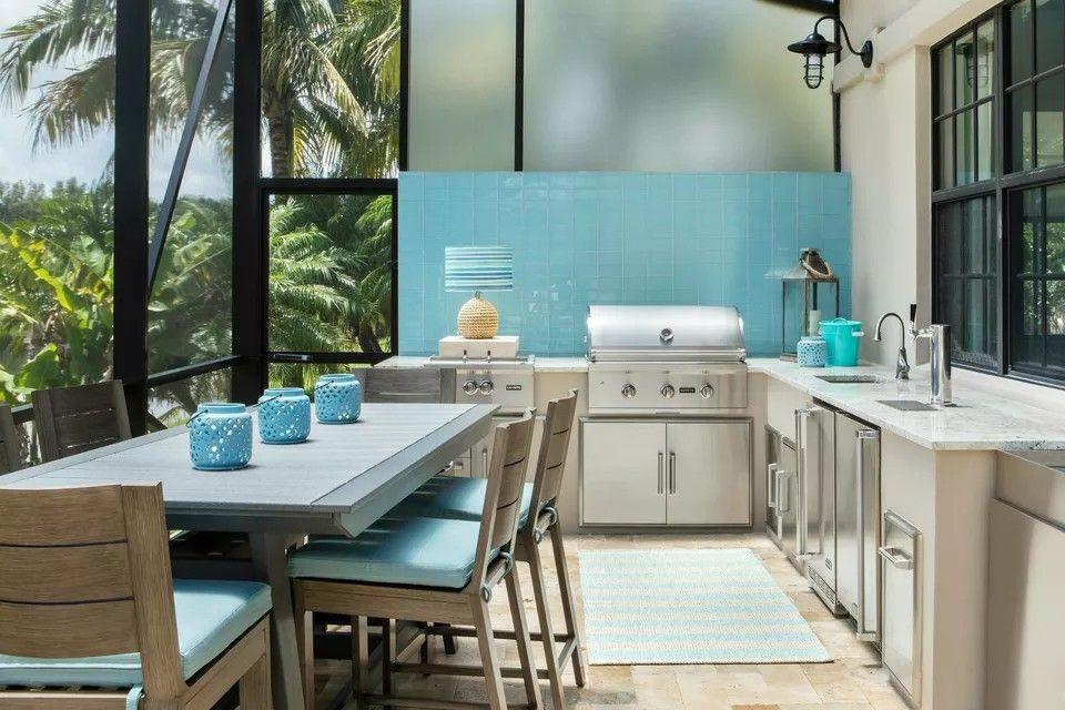 Buat Kumpul Bareng, Ini 8 Tips Desain Dapur Terbuka di Halaman Rumah