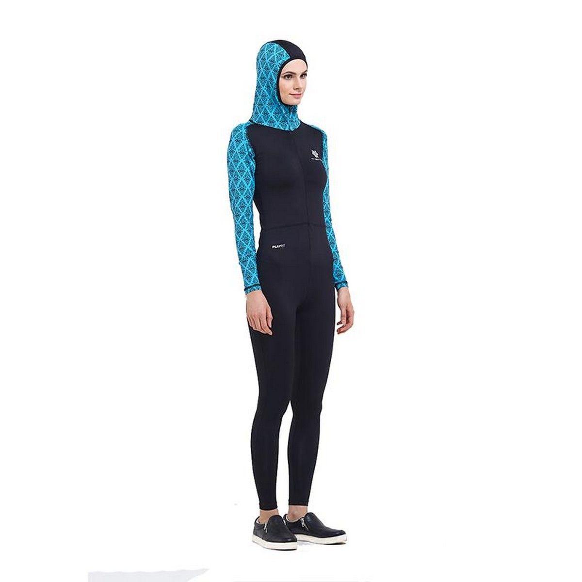 #PopbelaOOTD: Rekomendasi Pakaian Renang untuk Perempuan Hijab