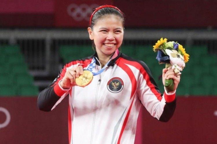 Greysia Polii Ungkap Isi Emas Olimpiade dari Plastik, Ini Faktanya!