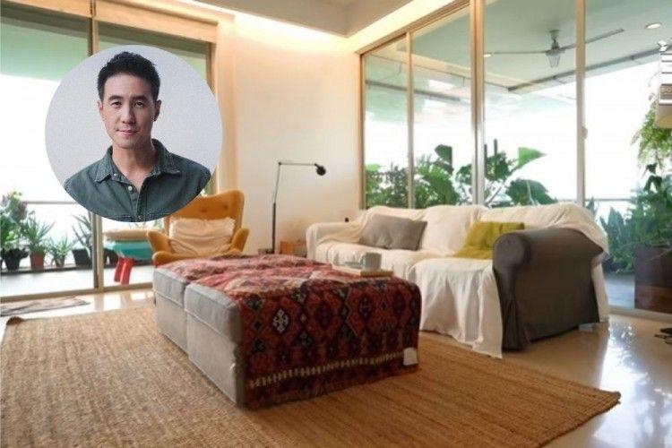 12 Potret Apartemen Daniel Mananta yang Super Nyaman
