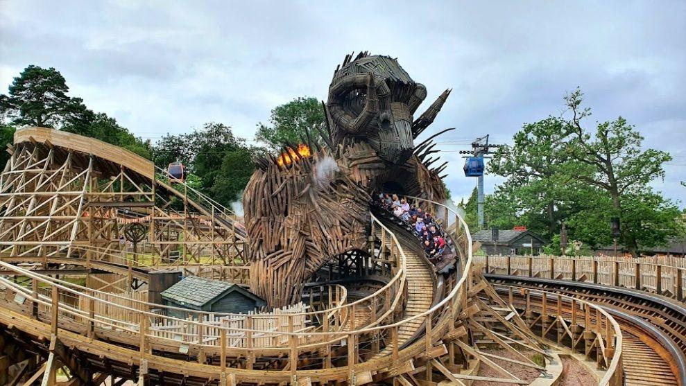 Dari Asia Hingga Eropa, Ini 10 Taman Hiburan Terbaik di Dunia