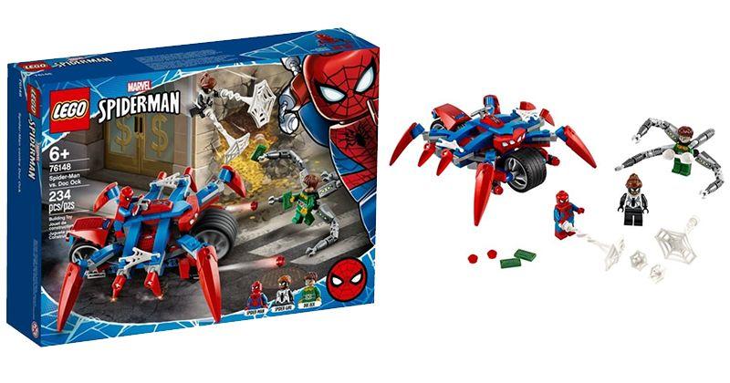 10 Rekomendasi Dekorasi Pajangan Spider-Man dan Harganya