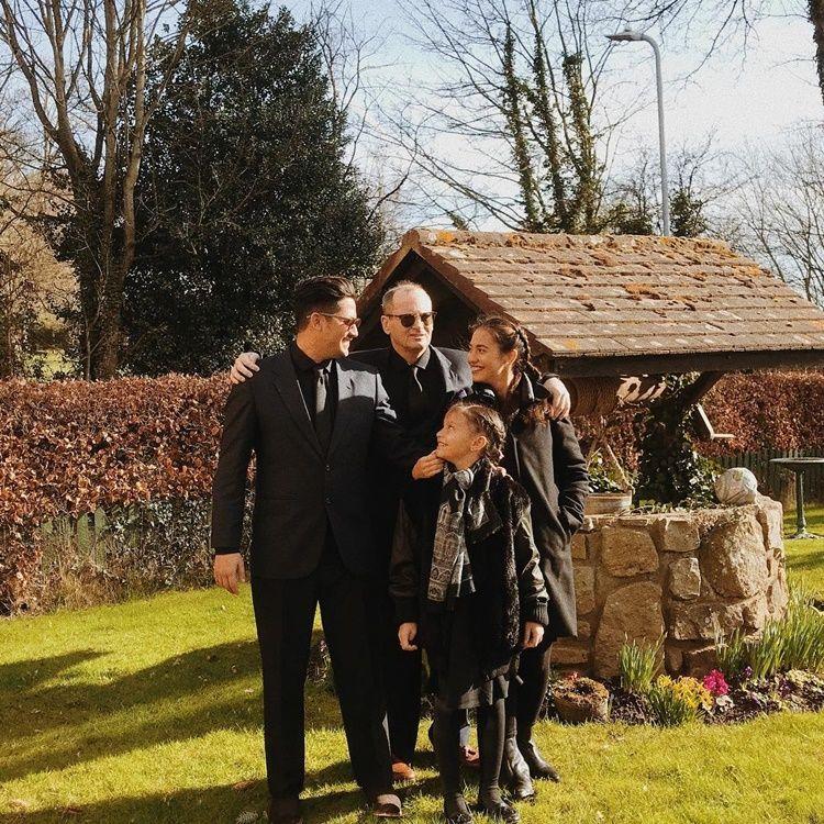 Meninggal Dunia, Ini 6 Momen Kenangan Pevita Pearce dan Ayah Bulenya