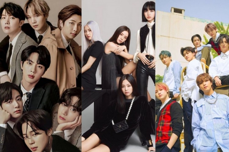 Forbes Rilis 15 Kanal YouTube Artis K-Pop dengan Pendapatan Tertinggi