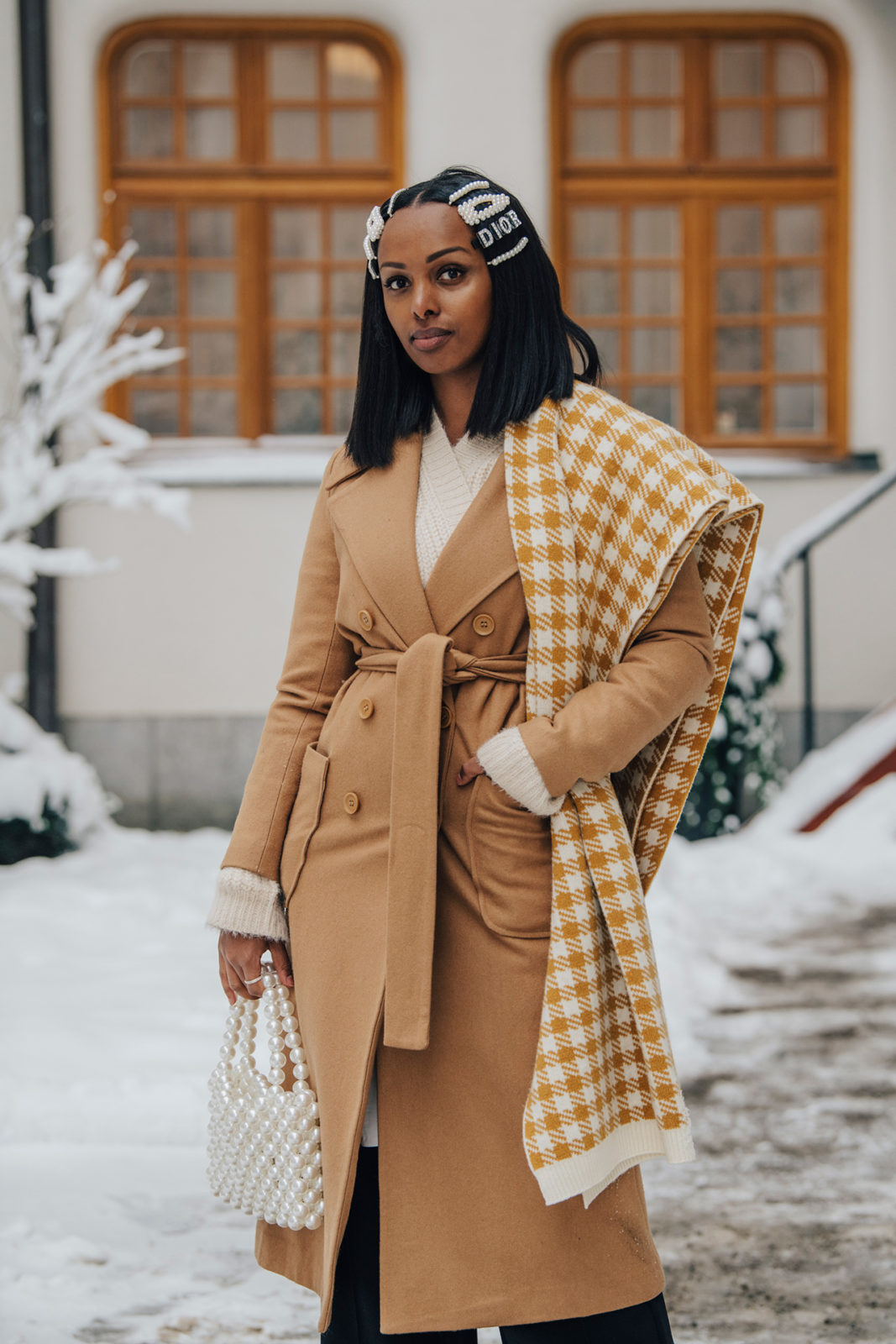 Inspirasi Padu-padan Outfit Musim Dingin yang Fashionable