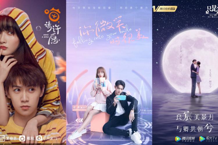 Ada Dilraba Dilmurat, Ini 10 Drama Tiongkok Terbaru Tahun Ini