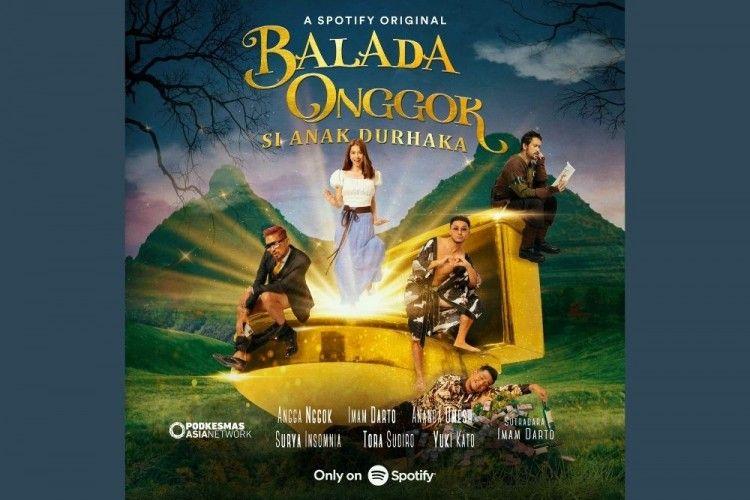 'Balada Onggok', Drama Audio Komedi Fantasi yang Segar dan Menghibur
