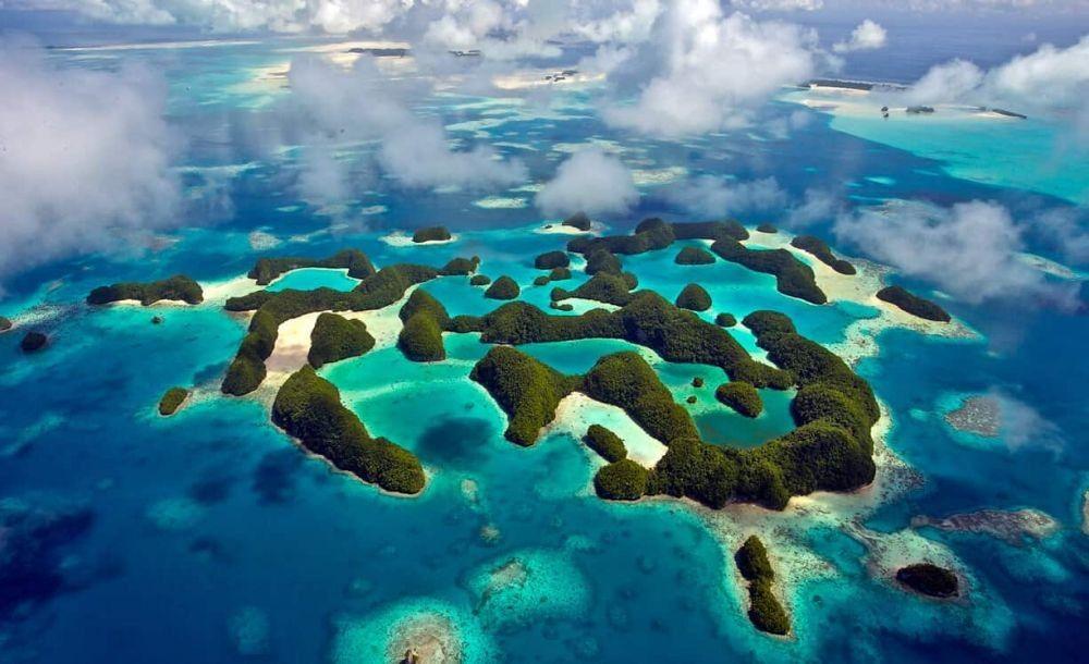 10 Lanskap Laut Paling Unik di Dunia, Menciptakan Ilusi Optik