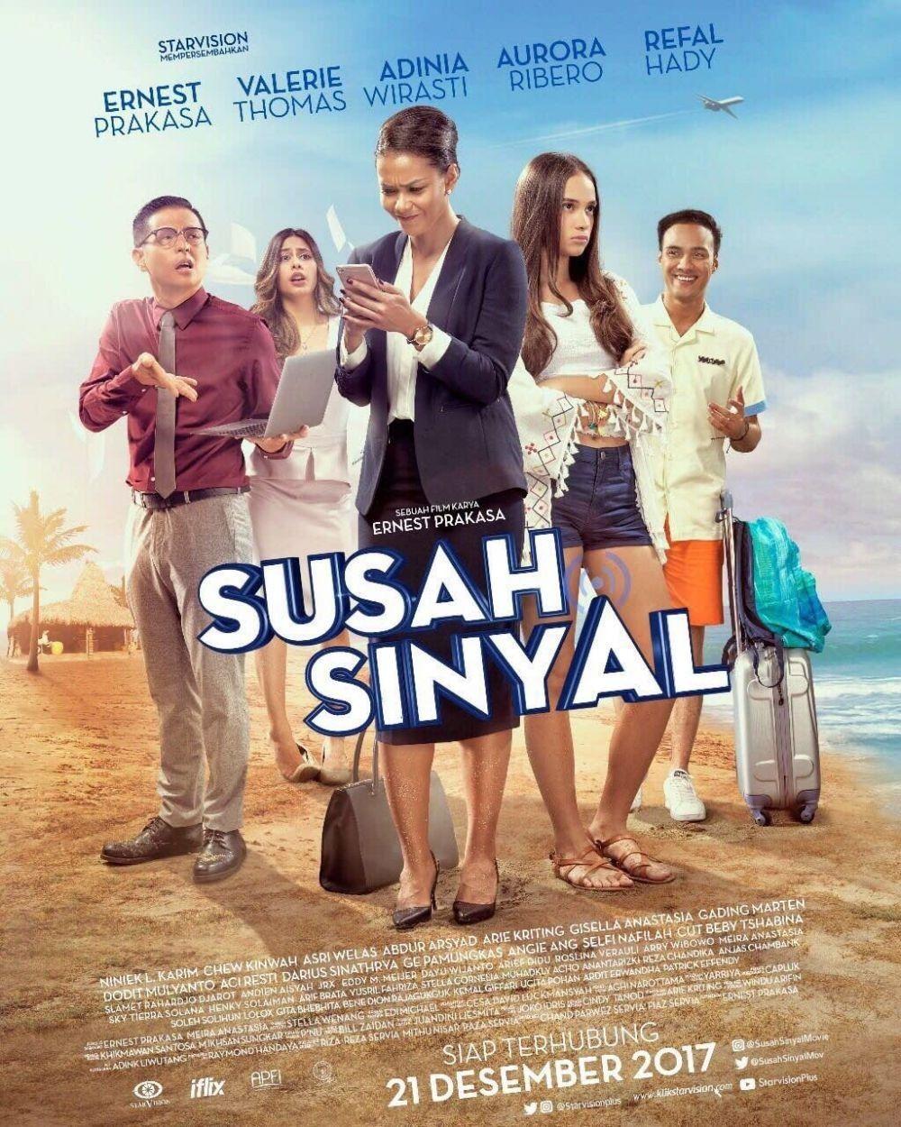 15 Rekomendasi Film Komedi Indonesia Ini Lucunya Ngocok Perut Banget
