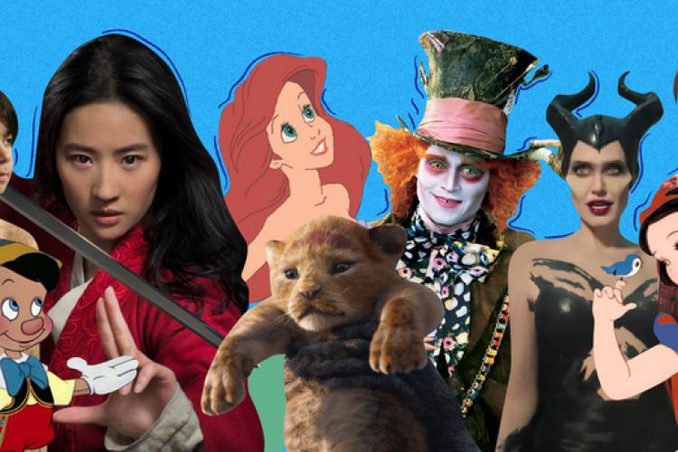 10 Film Disney Terlaris Sepanjang Masa, Adakah Favoritmu?