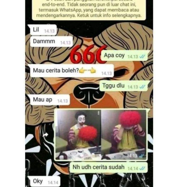 10 Chat Diam-Diam Naksir Berujung Jadi Badut Cinta,Ngenes Banget!