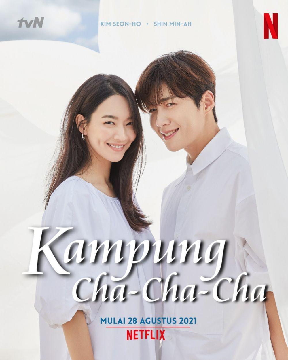 10 Poster Editan 'Hometown Cha-Cha-Cha' Ini Jadi a la FTV, Kocak!
