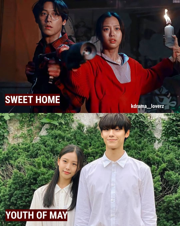 10 Aktor dan Aktris Ini Kembali Reuni di Drama Korea Berbeda