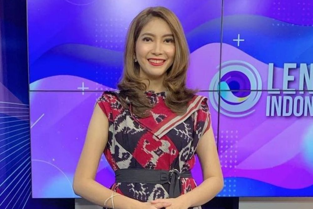 7 Potret Stephanie Defirstta, Si Cantik Istri Putra Minati Atmanegara