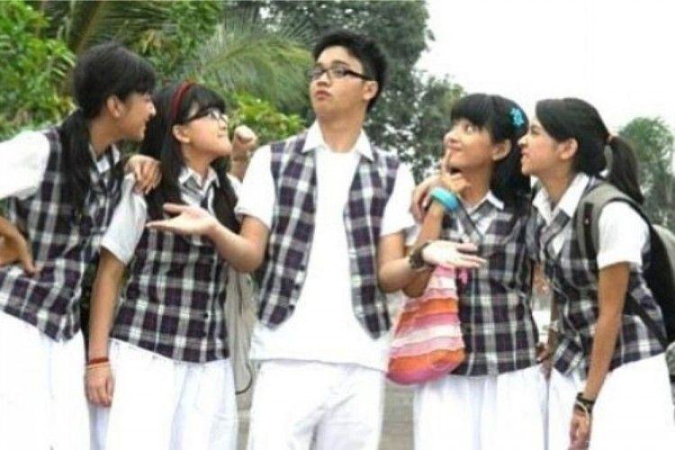 Potret Dulu dan Kini Pemain Sinetron 'Kepompong', Beda Banget!