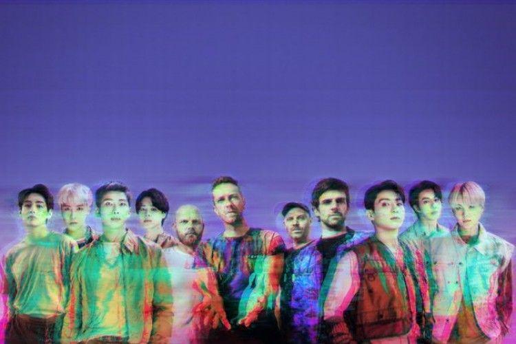 BTS dan Coldplay Rilis Lagu Bersama, Ini Bocorannya!