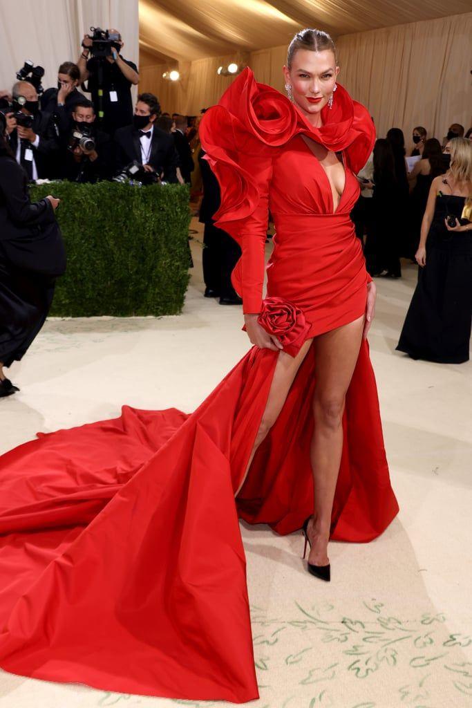 Deretan Gaya Seleb yang Hadiri Met Gala 2021, Outfit Cerminan Amerika