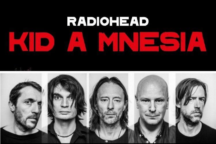 Radiohead Rilis 'Kid A Mnesia', Tandai Perayaan 21 Tahun Album Lama