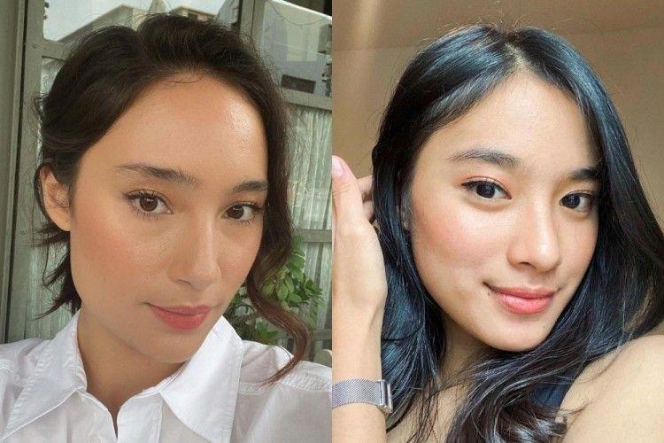 Adu Pesona Tatjana Saphira vs Echi, Mirip Nggak Sih?
