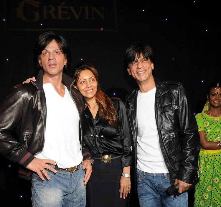 10 Potret Lawas Shah Rukh Khan dan Istri, Langgeng Meski Beda Agama