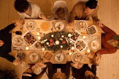 7 Contoh Poin Doa Makan dalam Agama Kristen