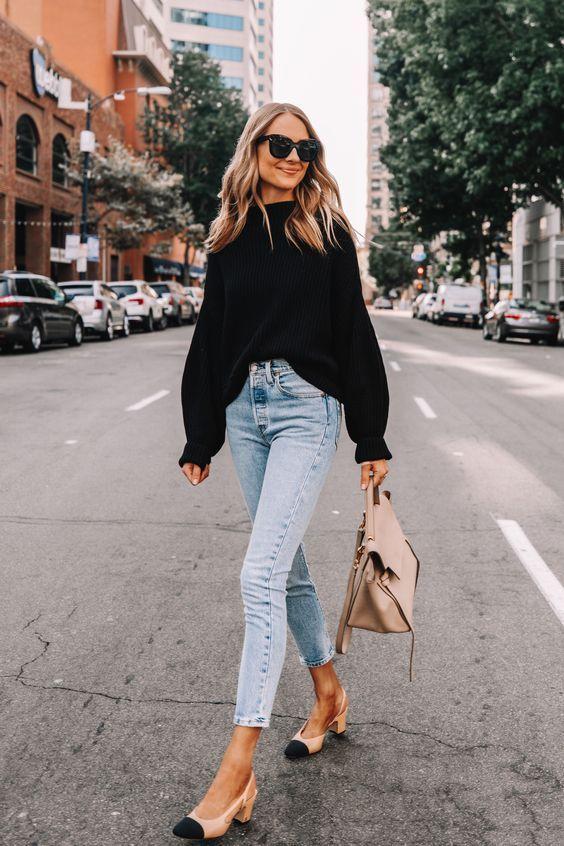 Tips Memilih Outfit untuk si Pemilik Badan Petite