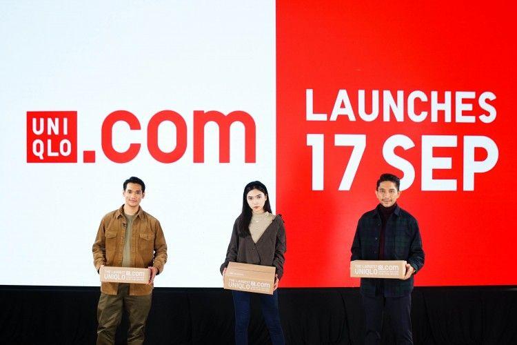 UNIQLO Indonesia Resmi Membuka Toko Online Terbesarnya!