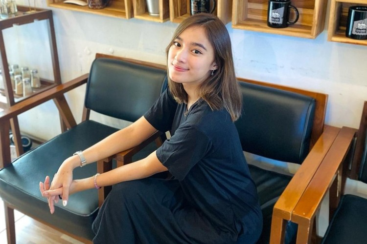 Intip Gaya Asli Echi Asisten Baim Wong yang Viral, Cocok jadi Artis?