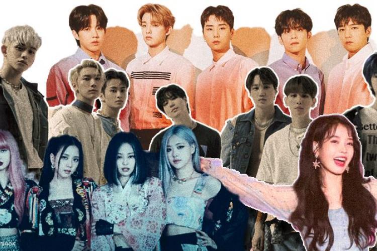 10 Agensi Korea dengan Penjualan Album K-Pop Terbanyak Sepanjang 2021
