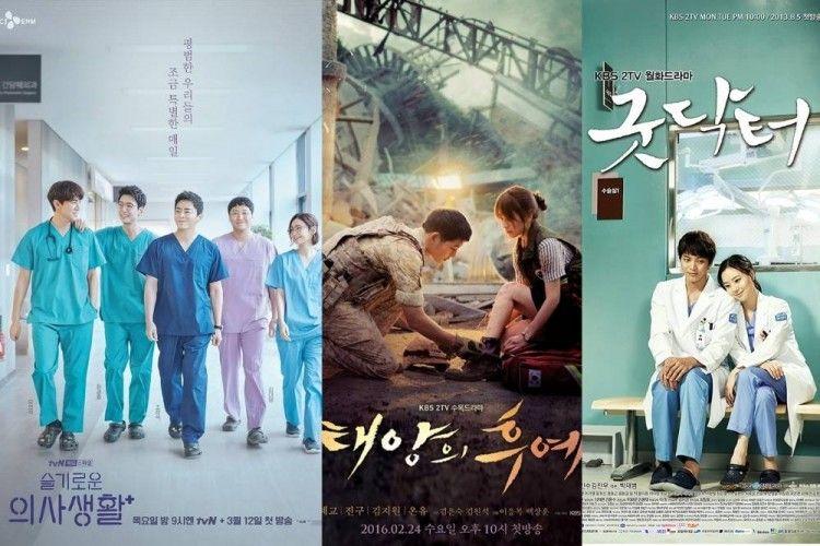 10 Drama Korea Bertema Medis ini Menghibur Banget, Wajib Tonton
