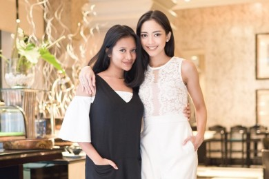 10 Momen Ririn Dwi Ariyanti & Anak Sambung, Dulu Lengket Kini Renggang