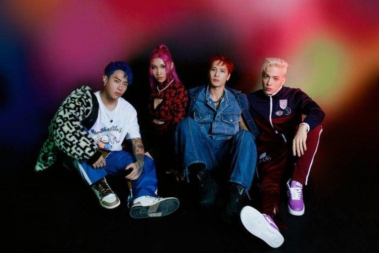 Panthepack, Grup Besutan Jackson Wang Rilis Album Perdana 'The Pack'