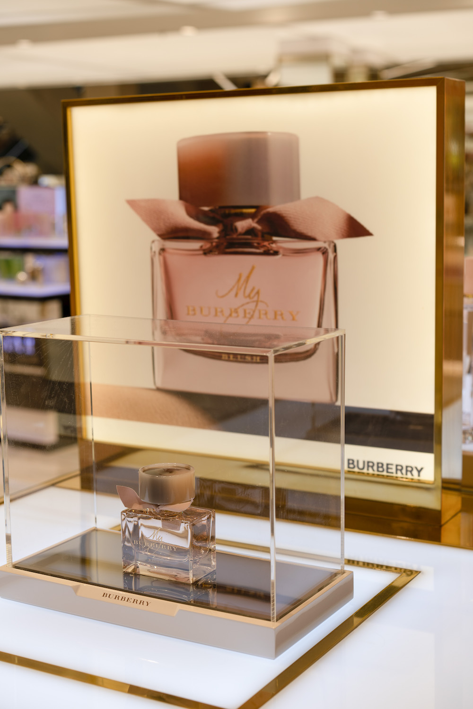 Yuk, Cobain Aroma Burberry Fragrance di Counter Terbaru Mereka!