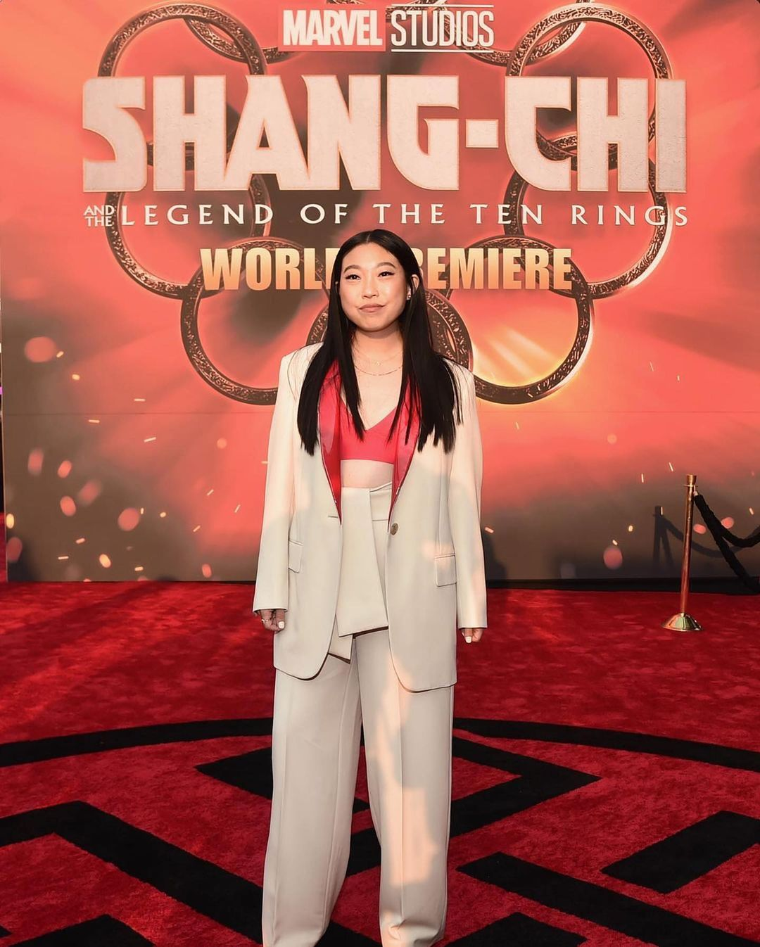 Pesona Para Pemeran Film 'Shang-Chi and the Legend of the Ten Rings'