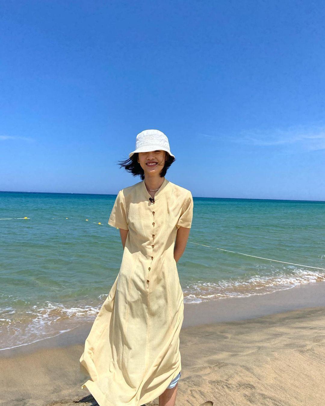 Gaya AsliJung Ho Yeon, Imigran Korea Utara di Drakor Squid Game