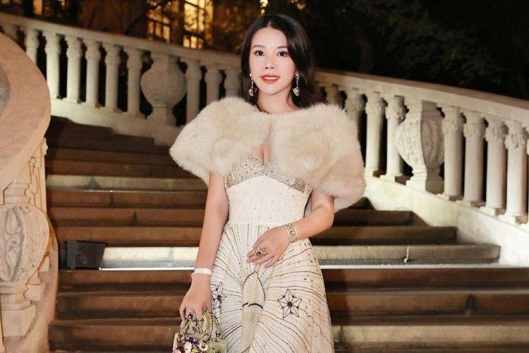 Gaya MewahWendy Yu, Pengusaha Muda yang Jadi Donatur Met Gala
