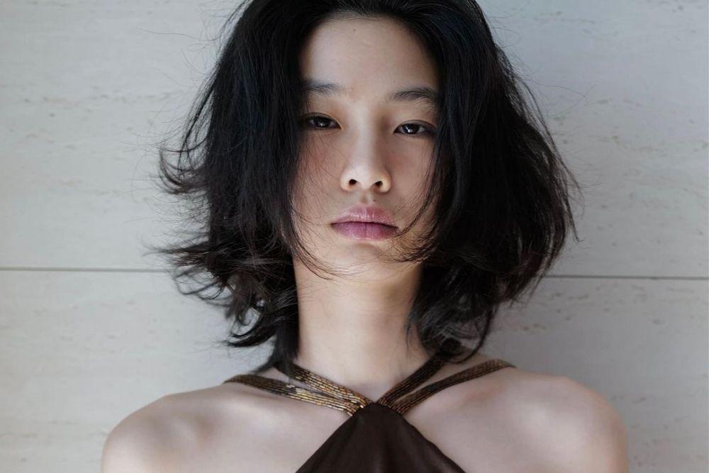 Aksi Kece Jung Ho Yeon, Pembelot Korea Utara di Serial 'Squid Game'