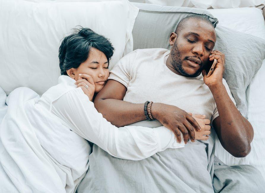 Ini 6 Cara Antisipasi Stres Pada Pasangan Saat Bercinta